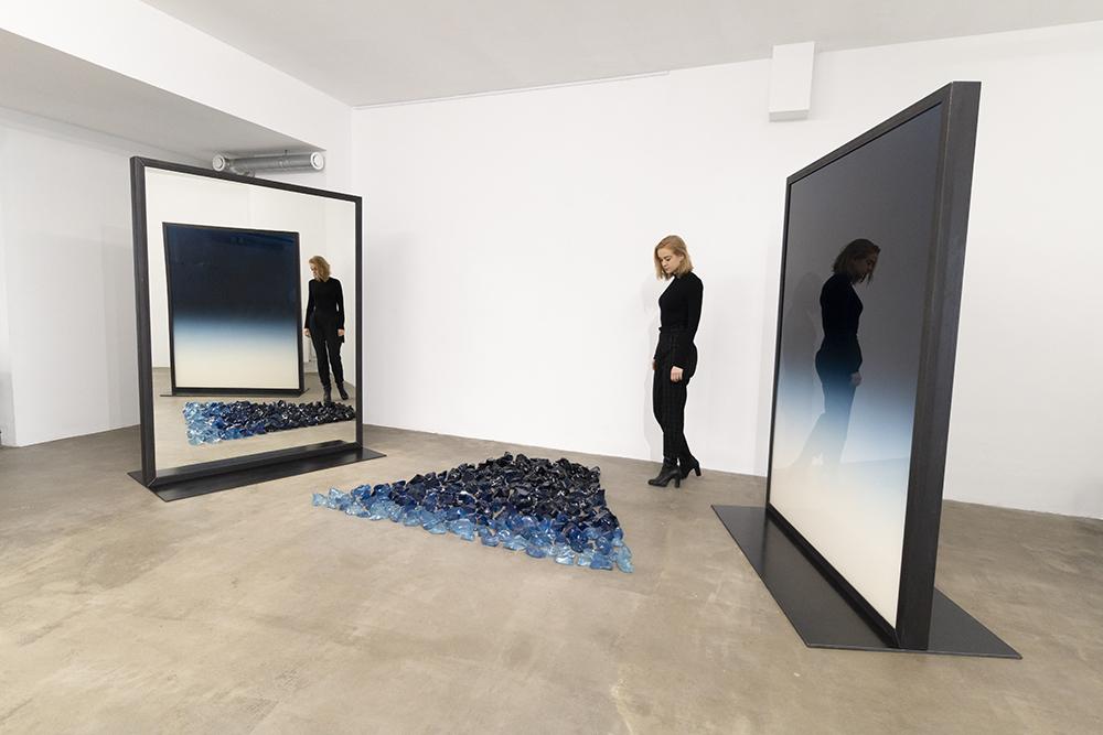 Solo Exhibition –  The White Mirror